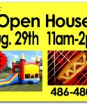 Open House 2015--SIGN